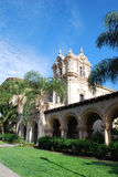 Architecture of Balboa Park Royalty Free Stock Image