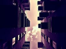 Architecture, Balconies, Building Stock Images