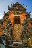 architecture bali traditionnel Photographie stock libre de droits
