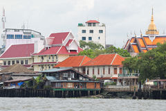 Architecture of Bangkok. Royalty Free Stock Photo
