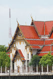 Architecture of Bangkok. Royalty Free Stock Image