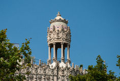 Architecture Barcelona Royalty Free Stock Images