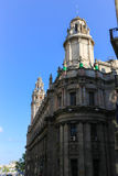 Architecture of Barcelona Royalty Free Stock Image
