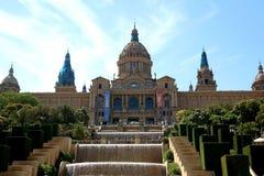 architecture Barcelone Espagne photo stock