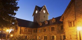 Architecture of Bariloche Stock Photography