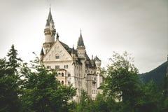 Architecture, Bavaria, Building, Castle Stock Images