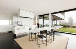 Architecture, beautiful interiors Royalty Free Stock Image