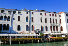 Architecture of beautiful Venice Royalty Free Stock Images