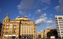 Architecture of Beirut Royalty Free Stock Photos