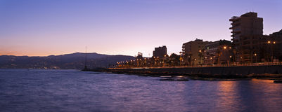 Architecture of Beirut Stock Photography