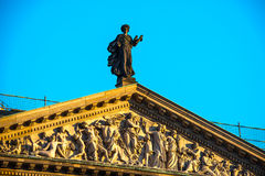 Architecture in Berlin Stock Image