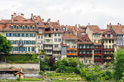Architecture of Bern. Switzerland Royalty Free Stock Photo