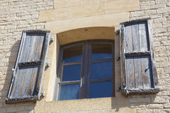 Architecture of Beynac-et-Cazenac Royalty Free Stock Photography