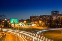 Architecture, Billboard, Building Stock Image