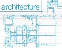 Architecture Blueprints Stock Images