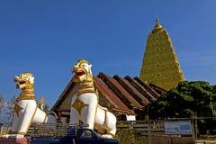 Architecture Bodh Gaya Photo libre de droits