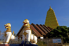 Architecture Bodh Gaya Royalty Free Stock Photo
