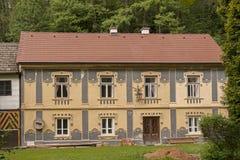 Architecture of Bohemia Stock Photography