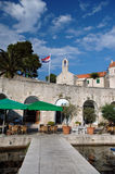 Architecture bol brac island croatia Stock Photos
