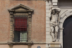 Architecture of Bologna Royalty Free Stock Photo
