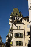 Architecture, Bolzano Italy Royalty Free Stock Image