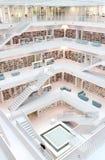 Architecture, Books, Bookshelves Royalty Free Stock Photo