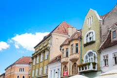 Architecture in Brasov Stock Image