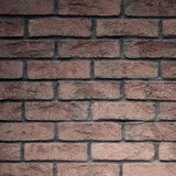 Architecture. Brick wall as texture or background Stock Images
