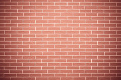 Architecture. Brick wall as texture or background Stock Photos