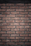 Architecture. Brick wall as texture or background Royalty Free Stock Photo