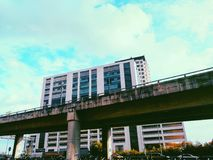 Architecture, Bridge, Building Royalty Free Stock Photography