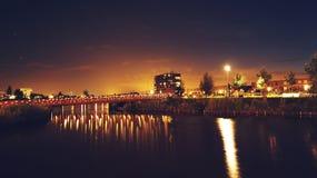 Architecture, Bridge, Buildings, City Royalty Free Stock Images