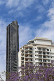 The architecture in brisbane,australia Royalty Free Stock Images