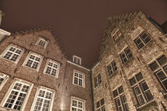 Architecture of Bruges Royalty Free Stock Photography