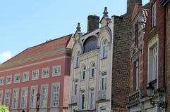 Architecture of Bruges, Belgium Stock Photo