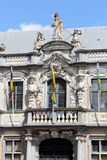 Architecture of Bruges, Belgium Royalty Free Stock Photography