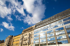 Architecture in Budapest Stock Photography