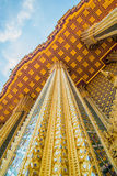 Architecture buddhism temple, Ancient City, Samutprakarn. Stock Image