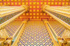 Architecture buddhism temple Stock Image