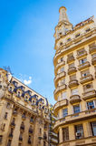 Architecture in Buenos Aires Royalty Free Stock Photos