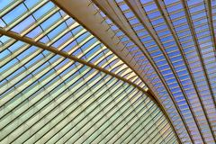 Architecture, Building, Ceiling royalty free stock image