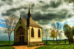 Architecture, Building, Cemetery royalty free stock photo