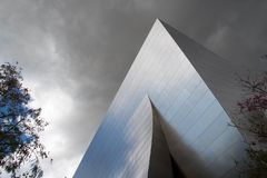 Architecture, Building, Cloudy Stock Photo