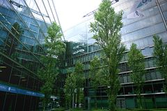 Architecture, Building, Glass Royalty Free Stock Photography
