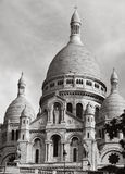 Sacre Coeur a Montmartre, Paris, France Stock Photography