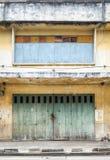 Architecture building vintage design antique facade Stock Photos