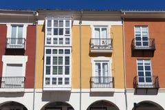 Architecture of Burgos Stock Photos