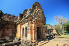 Architecture in Buriram Royalty Free Stock Photography