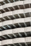 Architecture car park Royalty Free Stock Photography