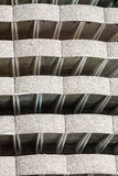 Architecture car park Royalty Free Stock Images